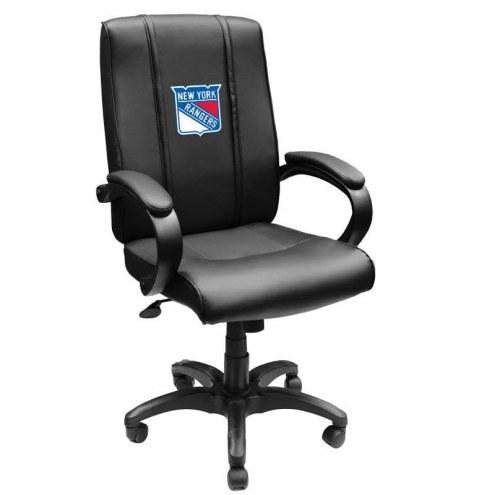 New York Rangers XZipit Office Chair 1000