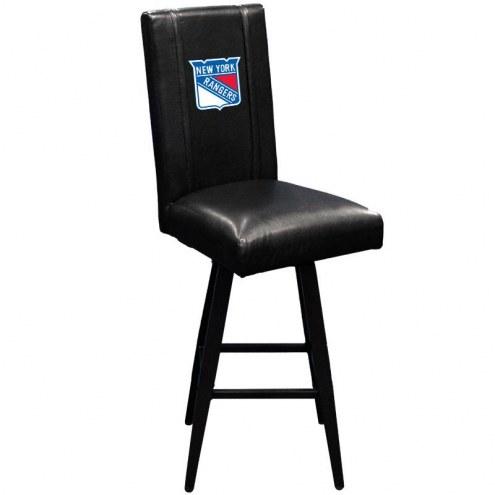 New York Rangers XZipit Swivel Bar Stool 2000