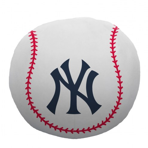 "New York Yankees 11"" Cloud Pillow"