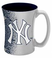 New York Yankees 14 oz. Mocha Coffee Mug