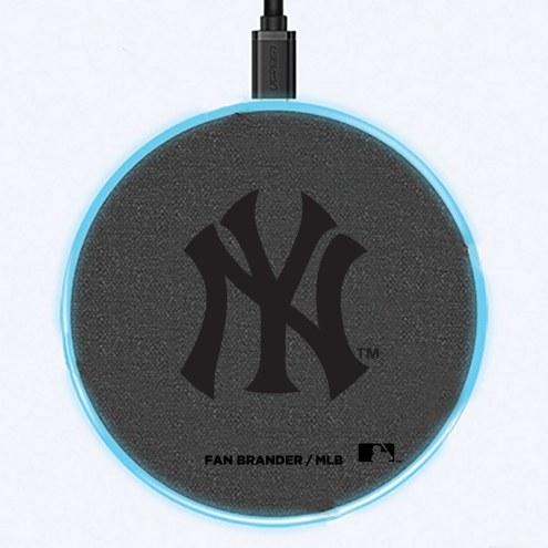 New York Yankees 15W Wireless Charging Base