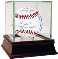 New York Yankees 1978 Multi Signed and Inscribed 1978 World Series Baseball