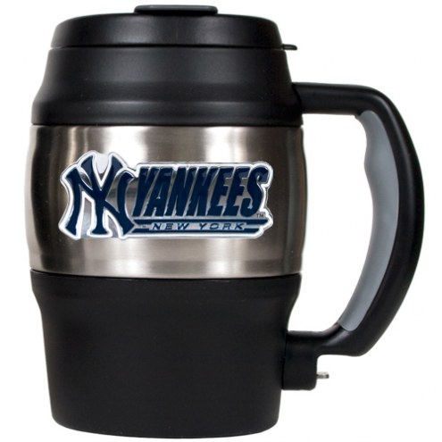 New York Yankees 20 Oz. Mini Travel Jug