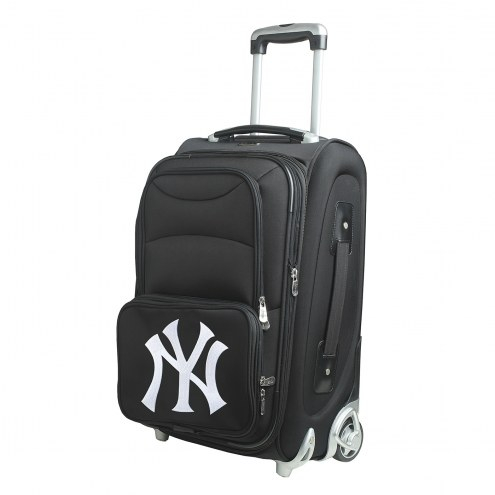 """New York Yankees 21"""" Carry-On Luggage"""