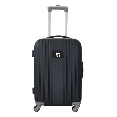 "New York Yankees 21"" Hardcase Luggage Carry-on Spinner"