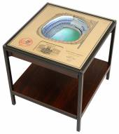 New York Yankees 25-Layer StadiumViews Lighted End Table