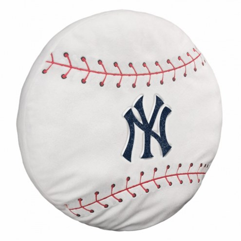 New York Yankees 3D Sports Pillow