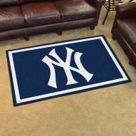 New York Yankees 4' x 6' Area Rug