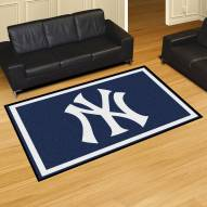New York Yankees 5' x 8' Area Rug