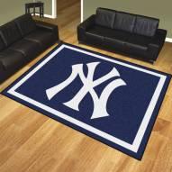 New York Yankees 8' x 10' Area Rug