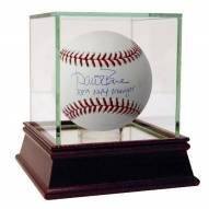 """New York Yankees Aaron Boone Signed Rawlings Official Major League Baseball w/ """"33rd NYY Manager"""""""