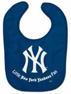 New York Yankees All Pro Little Fan Baby Bib