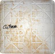 New York Yankees Andy Pettitte Signed Blue Jays vs. Yankees 8-22-2013 Game Used First Base