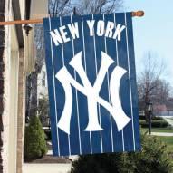 New York Yankees Applique 2-Sided Banner Flag