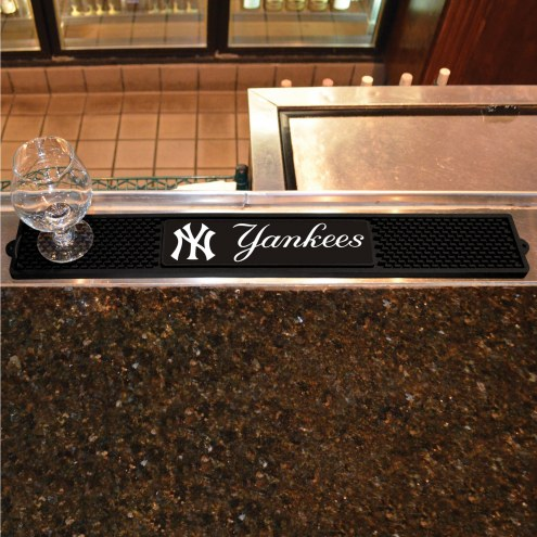 New York Yankees Bar Mat