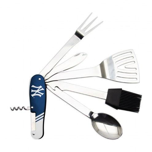 New York Yankees BBQ Multi-Tool