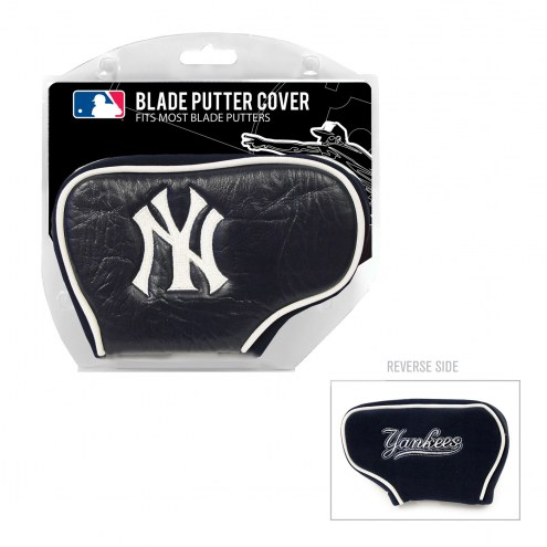 New York Yankees Blade Putter Headcover