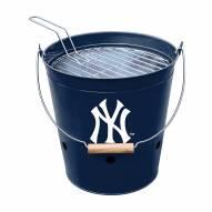 New York Yankees Bucket Grill