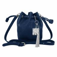New York Yankees Charming Mini Bucket Bag