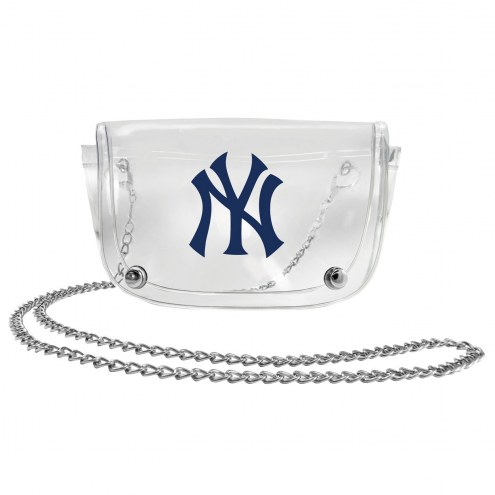 New York Yankees Clear Waistpack