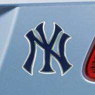 New York Yankees Color Car Emblem