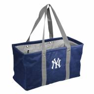 New York Yankees Crosshatch Picnic Caddy