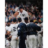 """New York Yankees David Wells Perfect Game Carry Off Signed 16"""" x 20"""" Photo"""
