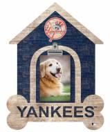New York Yankees Dog Bone House Clip Frame