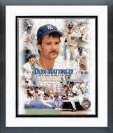 New York Yankees Don Mattingly Legends of the Game Composite Framed Photo
