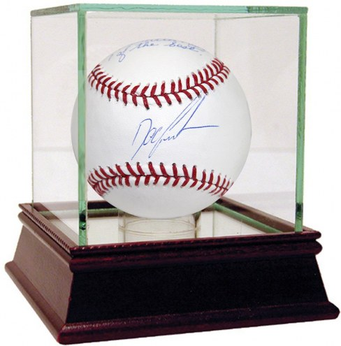 New York Yankees Dwight Gooden/Mel Stottlemyre Dual Signed MLB Baseball w/ 1 of the Best