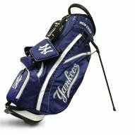 New York Yankees Fairway Golf Carry Bag