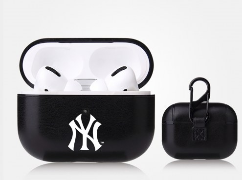 New York Yankees Fan Brander Apple Air Pod Pro Leather Case