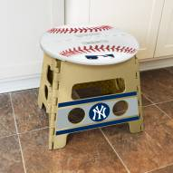 New York Yankees Folding Step Stool