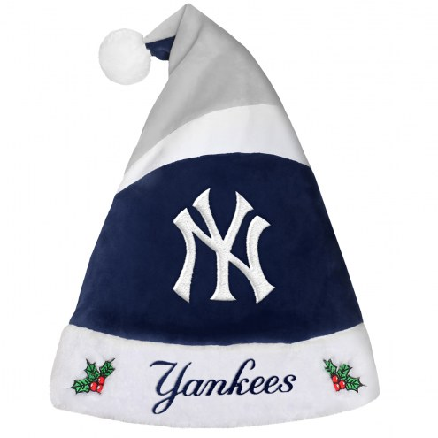 New York Yankees Santa Hat
