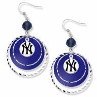 New York Yankees Game Day Earrings