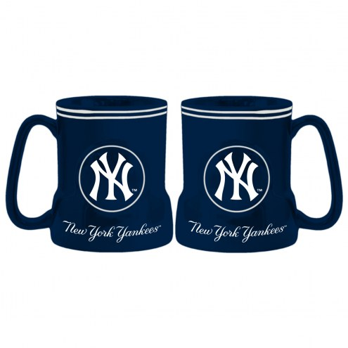 New York Yankees Game Time Coffee Mug