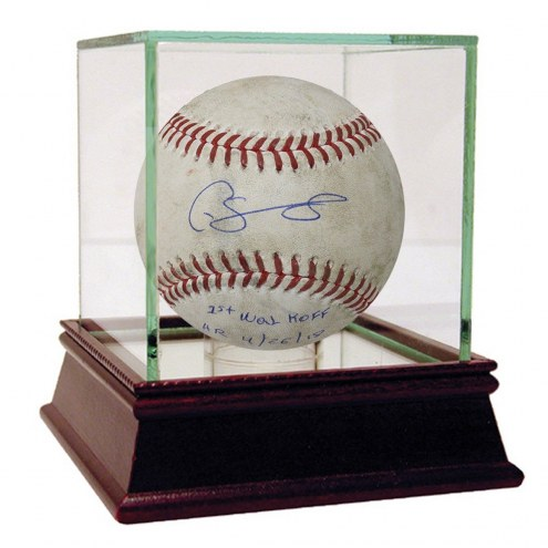 New York Yankees Gary Sanchez Signed Twins at Yankees 4-26-2018 Game Used Baseball w/ 1st Walkoff HR 4/26/18
