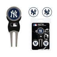 New York Yankees Golf Divot Tool Pack
