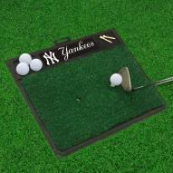 New York Yankees Golf Hitting Mat