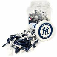 New York Yankees 175 Golf Tee Jar