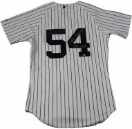 New York Yankees Goose Gossage Signed Authentic Pinstripe Jersey w/ HOF 2008