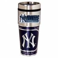 New York Yankees Hi-Def Travel Tumbler
