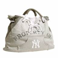 New York Yankees Hoodie Tote Bag