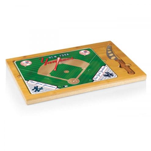 New York Yankees Icon Cutting Board