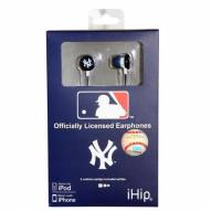New York Yankees iHip Earbuds