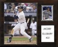 "New York Yankees Jacoby Ellsbury 12"" x 15"" Player Plaque"