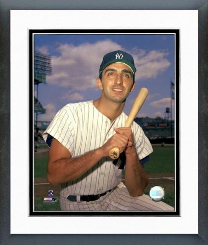 New York Yankees Joe Pepitone Framed Photo