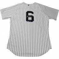 New York Yankees Joe Torre Signed Authentic Home Jersey