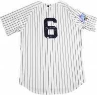 New York Yankees Joe Torre Signed Authentic Pinstripe Jersey w/ 1999 Patch