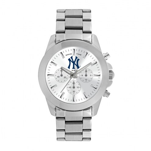 New York Yankees Ladies Knockout Watch